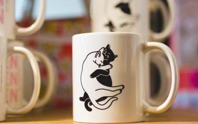 Mug avec logo